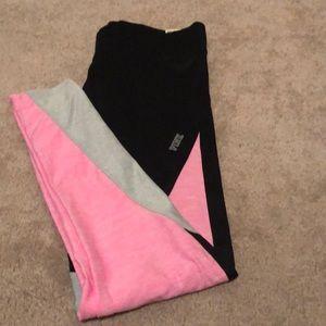 Super Soft Pink VS Leggings